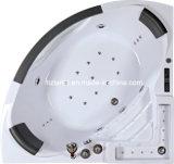 Tubo acrilico d'angolo dell'interno chiaro variopinto del bagno del LED (TLP-678)