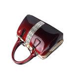 Form-Handtaschen-Süßigkeit-transparente Farbe Wzx1042 2017 moderner kleiner Damen