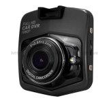 """2.4 """"車DVRのカメラGt300 HD 1080PのビデオレコーダーGセンサーの夜間視界のダッシュカム"""