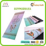 Couvre-tapis de yoga de qualité de construction de corps, adhérence antidérapante et humide, bon couvre-tapis de yoga de coussin/couvre-tapis sportif