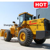 세륨을%s 가진 좋은 Condition Wheel Loader