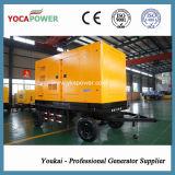 производство электроэнергии молчком Rain-Proof передвижного электрического генератора силы двигателя дизеля 200kw/250kVA тепловозное производя