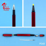 De Pen van de Nieuwigheid van de Pen van Highligher van het Ontwerp van het Embleem van het bedrijf voor Jonge geitjes