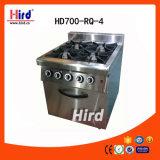 Gasbrenner mit Cer-Bäckerei-Gerät BBQ-Lebesmittelanschaffung-Geräten-Nahrungsmittelmaschinen-Küche-Geräten-Hotel-Geräten-Backen-Maschine des Ofen-(HD700-RQ-4)