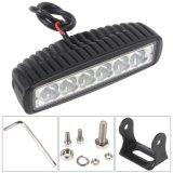 luz de conducción de la aprobación de 4inch LED ECE de la luz antiinterferente del LED del carro del camino