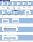 Plaques de pointeau pour la machine à coudre (KANSAI SPECIAI)