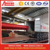 10t Best Quality Single Girder Hoist Travelling Bridge Cranes