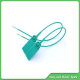 Phoques en plastique, phoques en plastique de garantie, individu verrouillant la longueur du joint 370mm