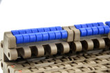 Lärmarme Aufspeicherungs-Rollen-modulares Plastikförderband