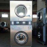 Máquina de fichas de Washer&Dryer de la pila