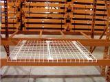 Hochleistungsspeicherung passte Stahldraht-Verwirrung-Plattform für Ladeplatten-Racking an