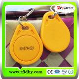 別のカラーの高品質のABS 125kHz RFID主時計入れ