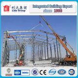 Hangar de la estructura de acero de Omán