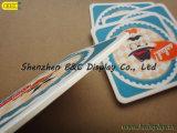 Estera de papel del regalo, estera de la cerveza, práctico de costa con su insignia e ilustraciones (B&C-G104)