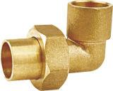 Guarnición de cobre amarillo del Soldar con autógena-Fin (A. 0351)