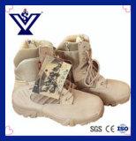 高品質(SYSG-240)の軍の戦術的な砂漠ブート