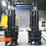 Nicht-Verstopfende versenkbare Schlamm-Abwasser-Pumpe mit Cer