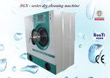 Máquina da tinturaria do petróleo das Sgx-Séries