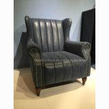 Cadeira de madeira do frame do hotel americano (HW-6961C)