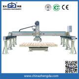 De volledig Automatische Scherpe Machine van de Brug voor Graniet met Laser (zdh-600)