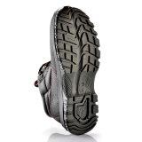 Buenos zapatos de seguridad del trabajo pesado del precio con la punta de acero