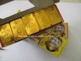 Cioccolato oblungo della medaglia di oro di Carcon