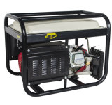 Leistung Value Gasoline Generator 4kw, Portable Generator 220V 60Hz Gerador