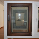 [هيغقوليتي] ألومنيوم قطاع جانبيّ خشبيّة داخليّة ميل & دواية نافذة [كز112]