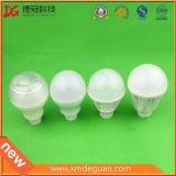 상한 주입 LED 덮개 PC 램프 플라스틱 전구 또는 주문을 받아서 만드는