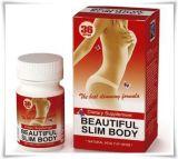 Het beste het Verkopen Mooie Slanke Vermageringsdieet Softgel van het Gewicht van het Verlies van het Lichaam