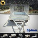 Light Duty Factory Mini Trailer Vente 6X4
