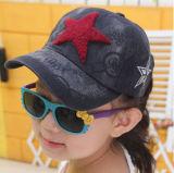 Kind-Hut-flache Hysteresen-Hut-Baseball-Hut-Kind-Schutzkappen