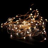 Indicatori luminosi della stringa per gli indicatori luminosi del collegare di natale della decorazione LED di festival