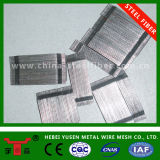 60/30 0.5*30mm Low Carbon Construction Glued Hooked Steel Fibre