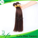 Les cheveux de Vierge de Guangzhou fabriquent les cheveux indiens humains de Remy