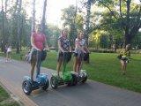 Stadt-vorbildliche Straßen-Art 2016, die elektrischen Mobilitäts-Roller Selbst-Balanciert