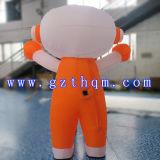 Modèle gonflable favorable à l'environnement d'animaux/dessin animé extérieur d'Inflatables de vacances