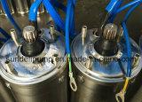 (4SDM6/5-0.55kw) bomba de água submergível do poço profundo de 4 polegadas com Ce