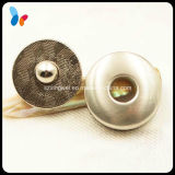 20mm Metal Round Zinc Alloy Magnet Snap Button