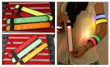 夜動揺の安全LED非難のブレスレット