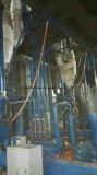 Granulierte rote Leitungskabel-Maschinerie
