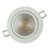 Lámpara caliente del techo del redondo de venta 15W-18W LED