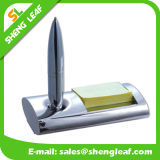 China-Zubehör-Tischballpoint-Feder mit Zeile (SLF-TP009)