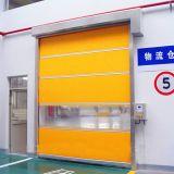 Porte rapide de roulement de PVC (HF-J66)