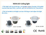 30W runde Dimmable PF>0.9 LED Deckenleuchte mit Cer RoHS