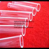 透過水晶ガラスの管のヒーター