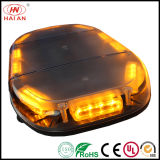 High Bright Amber Advertencia Estroboscópica Emergencia Camiones / Auto Cars LED Lightbars Mini Lightbar Policía magnética Open Ambulancia Fire Engine Police Car Lightbar