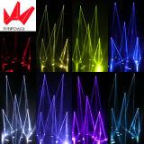 illuminazione del Gobo di effetto della luce del tiratore franco di scansione del fascio di 2r 150W