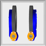 S09, 12, 14, 17, 21-Aoa Aprono-Housing Slewing Drives