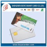 Cartão por atacado do contato da amostra livre